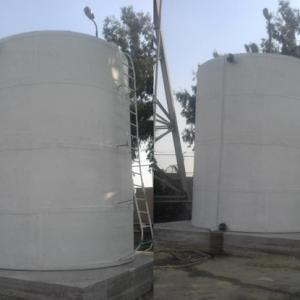 عزل وتبطين خزانات المياه